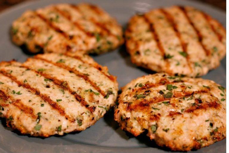 καλοκαιρινά φαγητά με κοτόπουλο