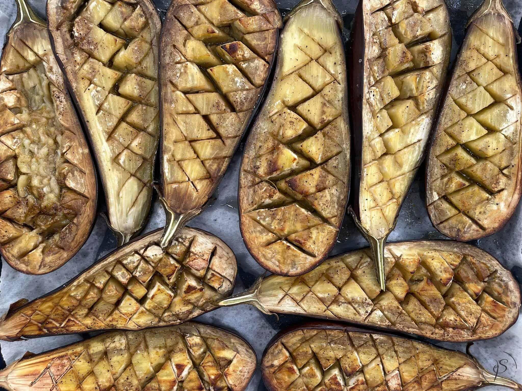 μελιτζάνες τηγανητές - Ιμάμ μπαϊλντί